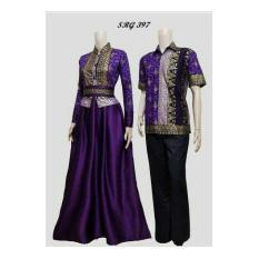 Toko Batik Couple Baju Batik Sarimbit Srg 397 Online Di Yogyakarta