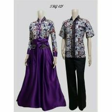 Batik Couple / Baju Batik Sarimbit - SRG421