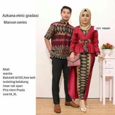 Batik Couple / Batik Sarimbit / Batik Kondangan \IDR175000. Rp 175.000