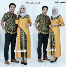 Batik Couple - Batik Sarimbit - Batik Kondangan - Batik Princes
