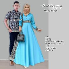 Ulasan Lengkap Batik Couple Batik Sarimbit Rosabella Payung