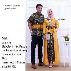 TERMURAH – Baju Batik Couple - Kebaya Couple Modern - Couple Batik – Batik  Sarimbit -  Baju Gamis Wanita Terbaru -  Batik Kondangan