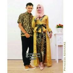 Jual Batik Couple Princess Azkana Original