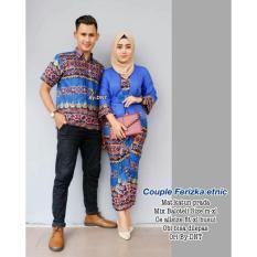Harga Hemat Batik Couple Couple Batik Feriska Batik