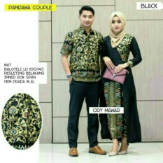Batik Couple / Couple Batik / Sarimbit Batik Pandawa