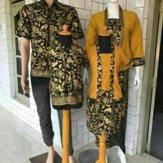 Spesifikasi Batik Couple Modern Kebaya Lilit Satu Set Keluarga Beserta Harganya