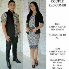 Batik Couple Murah BAJU BATIK COUPLE KEBAYA BATIK MODERN COUPLE BATIK KELUARGA MURAH