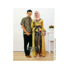 Batik Couple pesta - Ranaya Fashion
