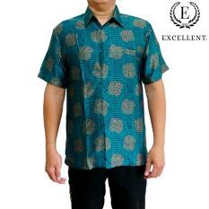 Batik Excellent Imlek - Satin Halus Hijau