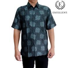 Batik Excellent Imlek - Satin Halus Hitam