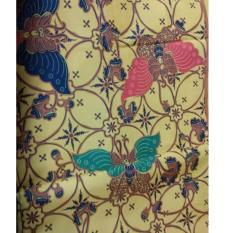 Batik Kupu Primisima Halus Tebal Adem Jogja Manten Jarik Seserahan Sogan Halus  Buat Kebaya Adem Panjang 2 Meter