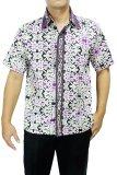 Harga Batik Nandhut Hem Exclusive 736 Putih Lengkap