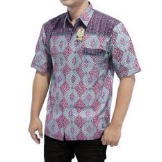 Obral Batik Nandhut Kemeja Batik 1234 Murah