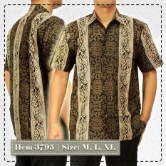 batik nandhut Kemeja Batik Pria Garuda