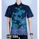 Beli Batik Pria Pekalongan Lengan Pendek Modern Katun Prima Berkuaitas Ba1 2 Online Terpercaya