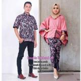 Jual Termurah Batik Rabbani Pink Lengkap