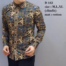 Batik Trendy Modis Blok M Jakarta #0834