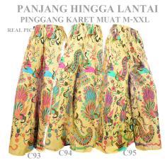 Katalog Bawahan Batik Celana Batik Wanita C95 Dua Melati Terbaru
