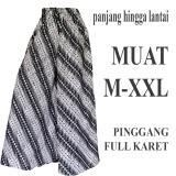 Beli Barang Bawahan Batik Celana Kulot Klok Panjang Batik C100 Online