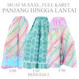 Spesifikasi Bawahan Batik Celana Kulot Klok Panjang Batik C90 Gamis Yg Baik