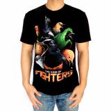 Bawara Kaos Burung Kicau King Of Fighter Hitam Bawara Diskon 50