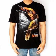 Promo Kaos Cucak Rawa Premium 01 Bawara Murah