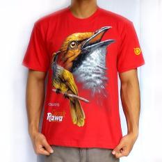 Beli Kaos Cucak Rawa Reguler 01 Bawara Bawara Asli