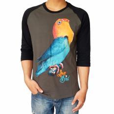 Tips Beli Kaos Lovebird Reg 01 Hijau Army Bawara Yang Bagus