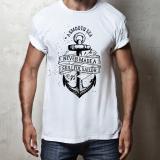 Diskon Besarbc Arts Skillful Sailor Quotes Black Kaos Pria Wanita T Shirt Pria Wanita Kaos Putih Kaos Distro