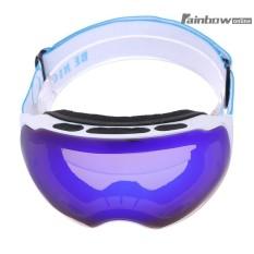 Be Nice Ganda Lensa Anti Kabut Uv Ski Papan Salju Kacamata Olahraga Tahan Angin Kacamata-Internasional By Rainbowonline.