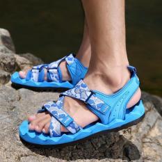 Promo Beach Sepatu Pria S Fashon Sandal Sepatu Air Sepatu Kasual Pria Intl