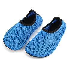 Ombak Pantai Berenang Lepas Sepatu Air (biru)-International