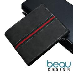 Beau Design Dompet Pria Import Branded Model Terbaru Kulit Batam Men Quality Leather Wallet