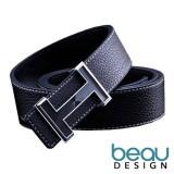 Spesifikasi Beau Design H Buckle Ikat Pinggang Sabuk Pria Quality Leather Men Belt Lengkap Dengan Harga