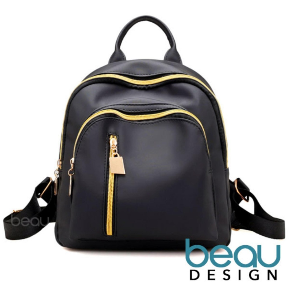 Murah Promo Korean Fashion Style Babosarang Tas Ransel Batam Wanita Suitable For Any Occasion Beau Design Branded Terbaru Import Re Ba Nylon Women Backpack