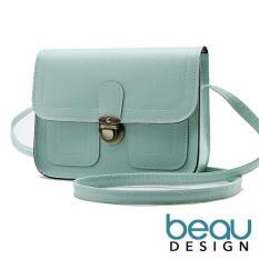 Rp 49.999. Beau Design Tas Wanita Import Kulit Batam Branded Selempang Terbaru Mini Cantik Cewek Murah Sling BagsIDR49999