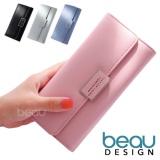 Katalog Beau Dompet Wanita Korea Forever Young Pu Leather Women Purse Wallet Terbaru