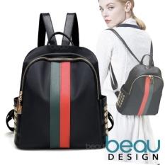 BEAU Tas Ransel Import Wanita Batam Branded Terbaru Quality Nylon Women Backpack