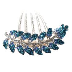 Beli Bunga Perhiasan Indah Klip Rambut Kristal Untuk Hair Clip Alat Kecantikan Online Indonesia