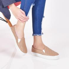 Bebbishoes-Channy Slip On-Cream