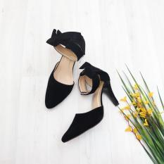 Beli Bebbishoes Lash Heels Black Pake Kartu Kredit