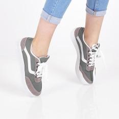 Bebbishoes Mogli Sneaker Slip On Grey Bebbishoes Diskon 30