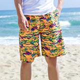 Harga Beberapa Baru Lengan Pendek Lengan Pendek Pantai T Shirt Celana Pendek Laki Laki One Piece Yg Bagus