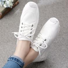 Harga Termurah Beberapa Beijing Oldish Perempuan Baru Datar Berlayar Sepatu Kain Putih Sepatu Kain Model Perempuan 5053 Putih Sepatu Wanita Sepatu Sport Sepatu Sneakers Wanita