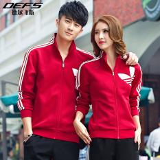 Harga Pinsheng Pakaian Olahraga Luar Ruangan Pasangan Aneka Warna Ukuran Besar Dua Buah Per Set Merah 91 Bagian Termahal