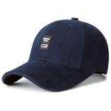 Harga Beberapa Topi Pelindung Sinar Matahari Luar Rumah Topi Model Biasa Korea Fashion Style Melengkung Mide Biru Tua Oem