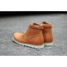 Harga Becco Boots Adventure Safety Ujung Besi Kulit Asli Kasual Kerja Pria Santai Jalan Keren Murah Ori 3 Yg Bagus