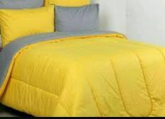 bedcover katun panca pelangi ukuran 180x200