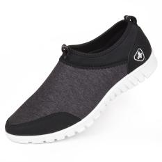 Beijing Tua Model Laki Laki Musim Semi Dan Musim Gugur Bernapas Sepatu Sepatu Kain Hitam Oem Murah Di Tiongkok