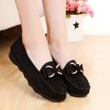 Harga Beijing Tua Wanita Datar Dengan Putaran Baru Musim Gugur Sepatu Sepatu Hitam Sepatu Wanita Flat Shoes Merk Other